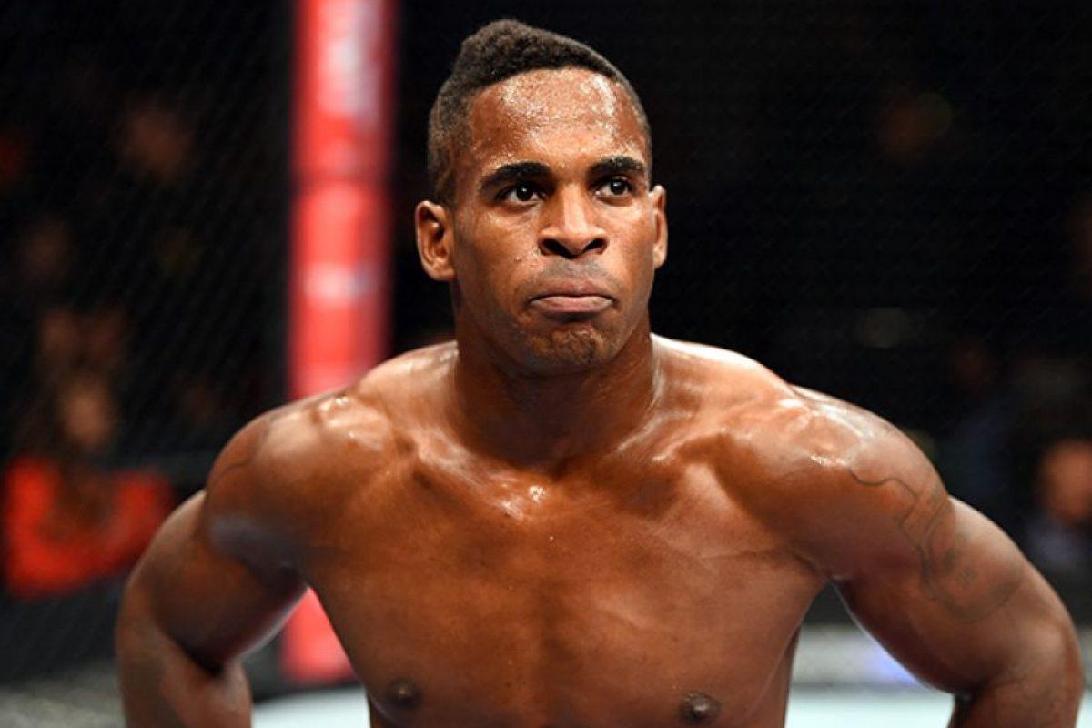 Lorenz Larkin, el peleador de la UFC que enseño MMA a dos pornstars Foto:UFC
