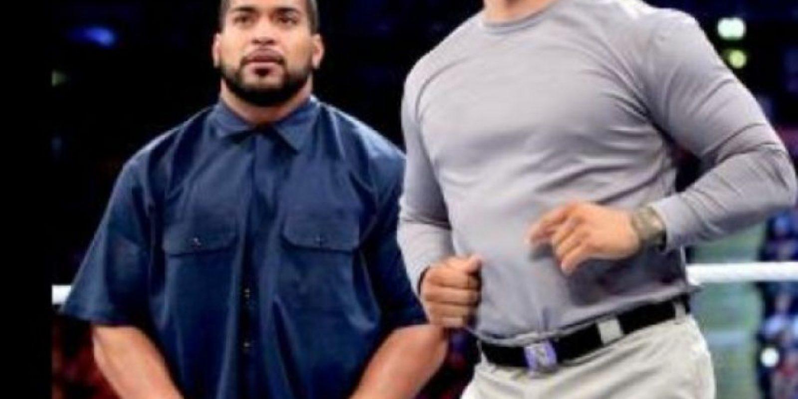 Antes era Hunico Foto:WWE