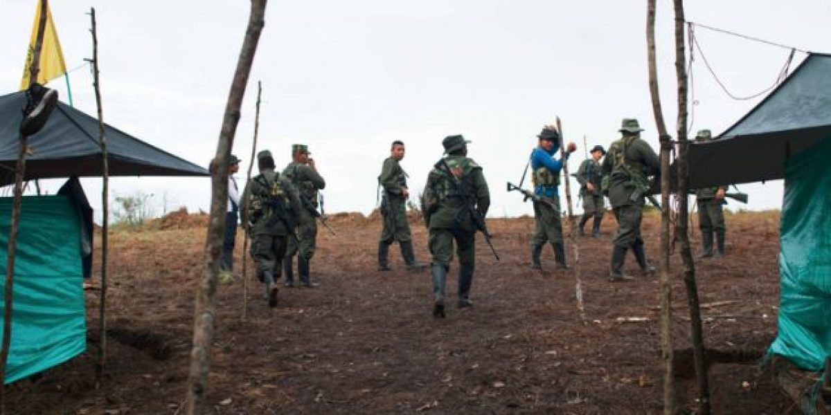 Menores que salgan de las Farc no serán considerados guerrilleros sino víctimas
