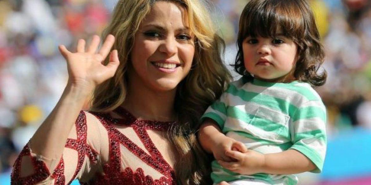 La misteriosa enfermedad del hijo de Shakira y Piqué