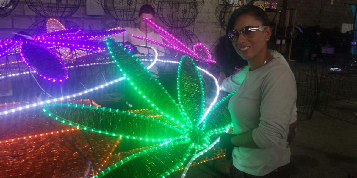 Así será el Alumbrado Navideño de Medellín 2016