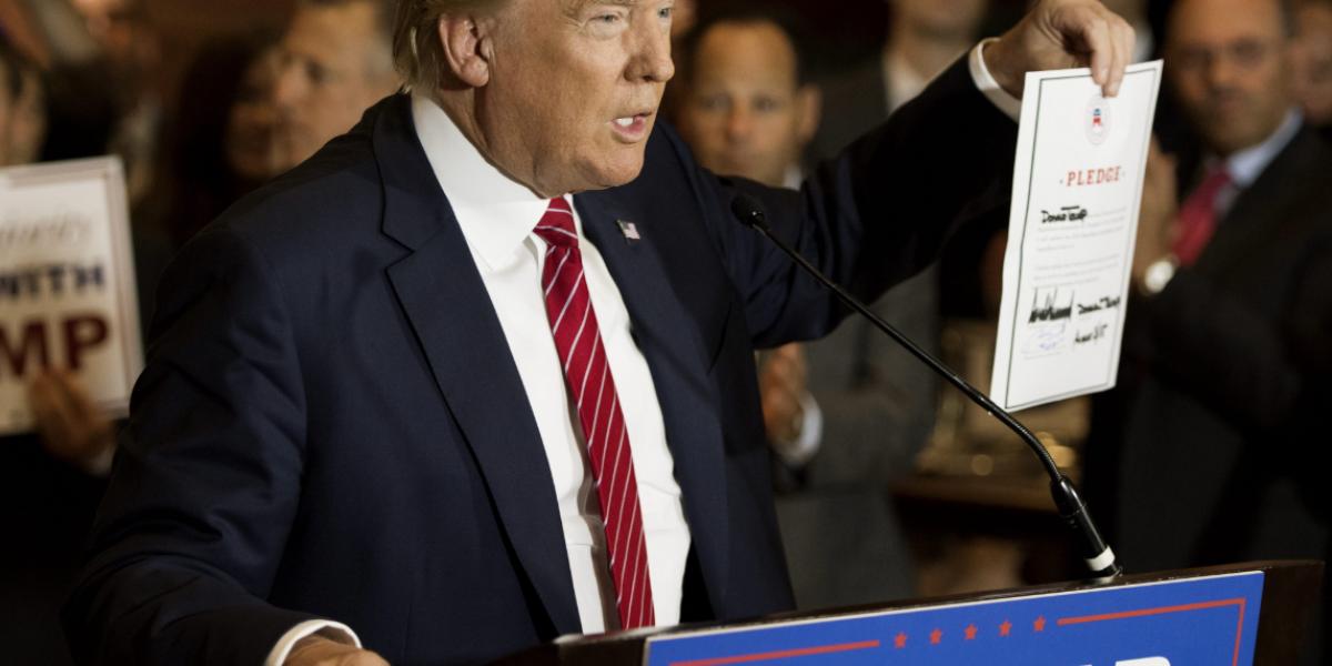 Elección de Trump no cambiará la política de EEUU en Irak, según Bagdad