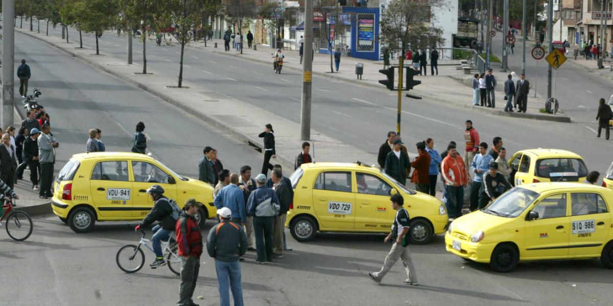 A 46 años de cárcel fue condenado un falso taxista por hacer paseos millonarios en Bogotá