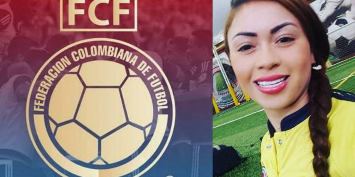 Oficial: FCF desmiente que la joven cantará el himno en Colombia VS Chile