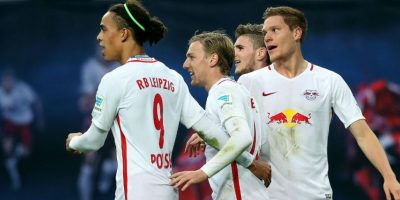 RB Leipzig – Alemania Foto: Getty Images
