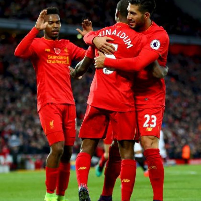 Liverpool – Inglaterra Foto: Getty Images