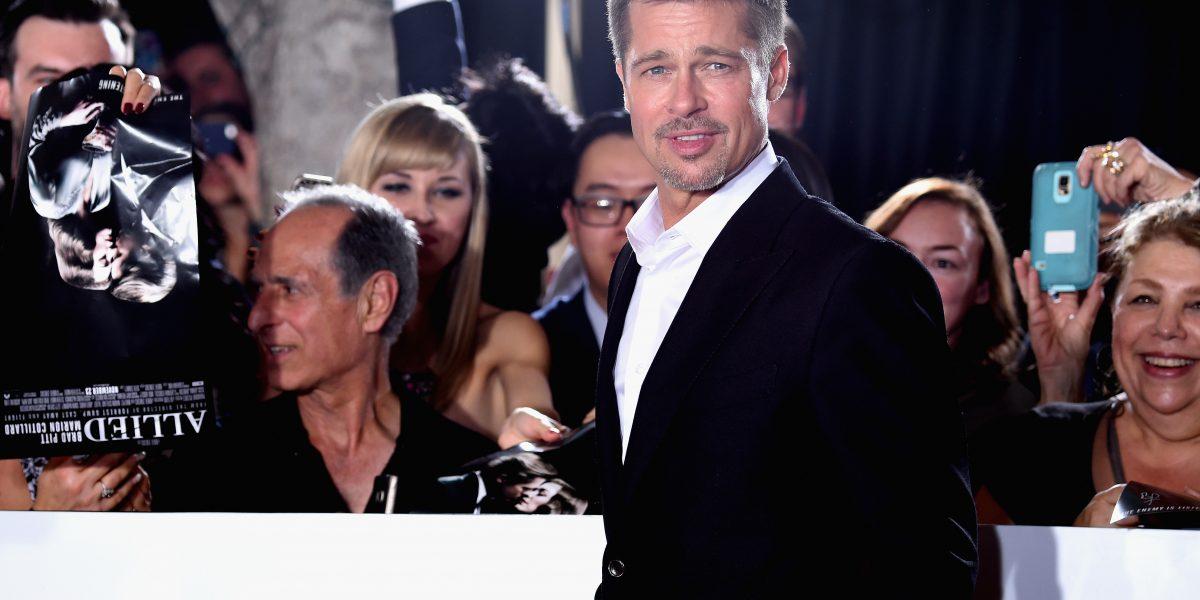Brad Pitt rompe el silencio y habla de su separación de Angelina Jolie