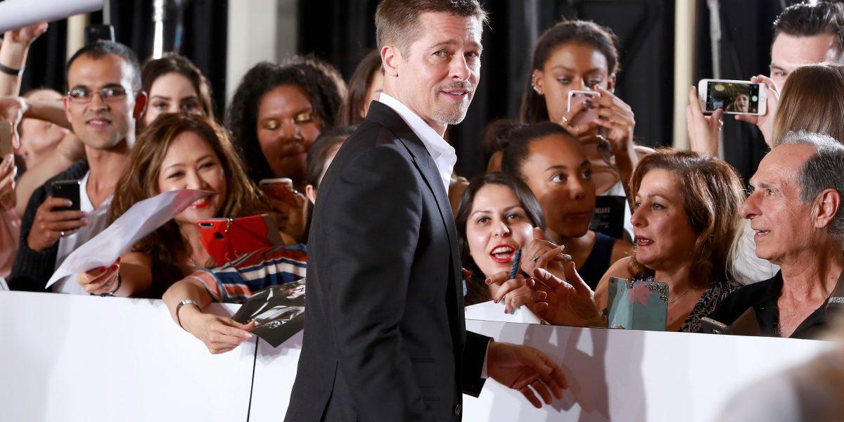 Rechazan solicitud de Brad Pitt para la custodia de sus hijos