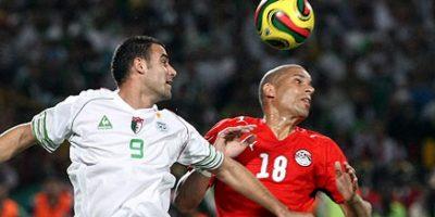 Egipto vs. Argelia. Un aguerrido duelo en África Foto:Getty Images