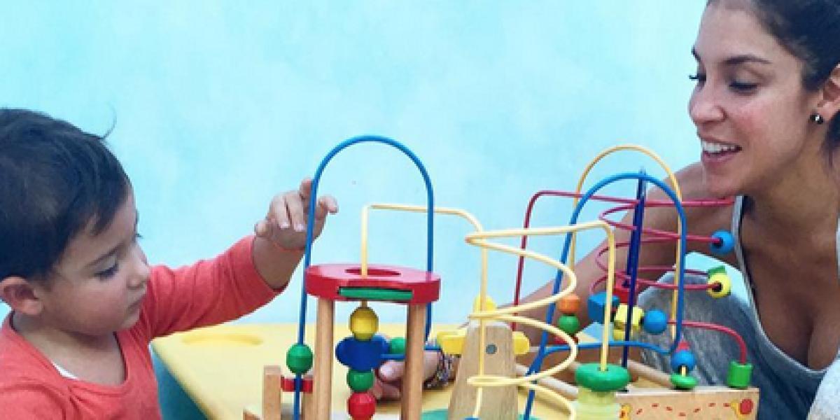 Valentina Lizcano responde a las críticas relacionadas con su hijo