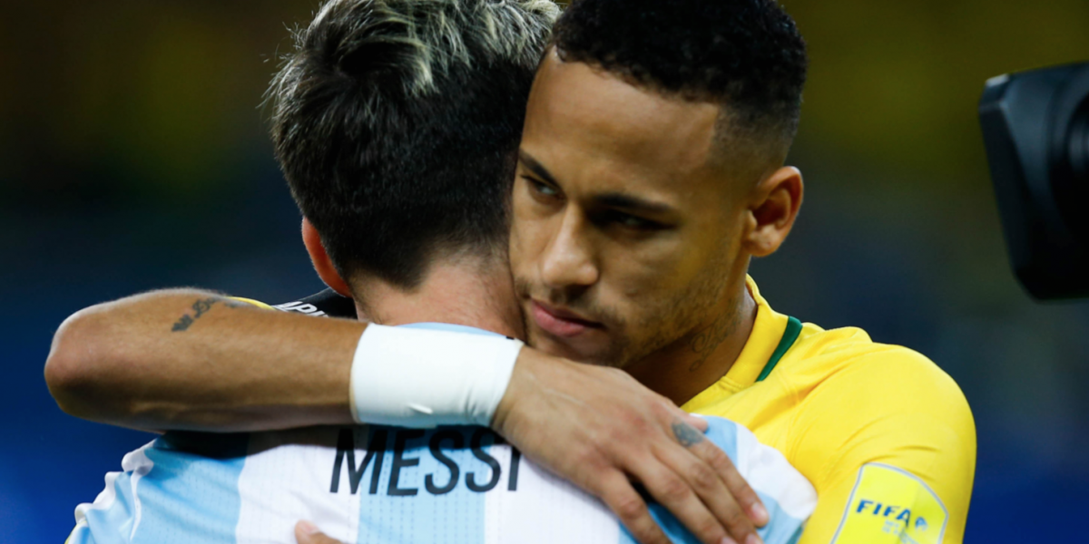 Rusia 2018: Brasil