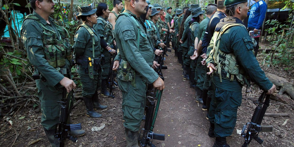 Capturan a guerrillero de las Farc por salir de zona de agrupamiento sin avisar