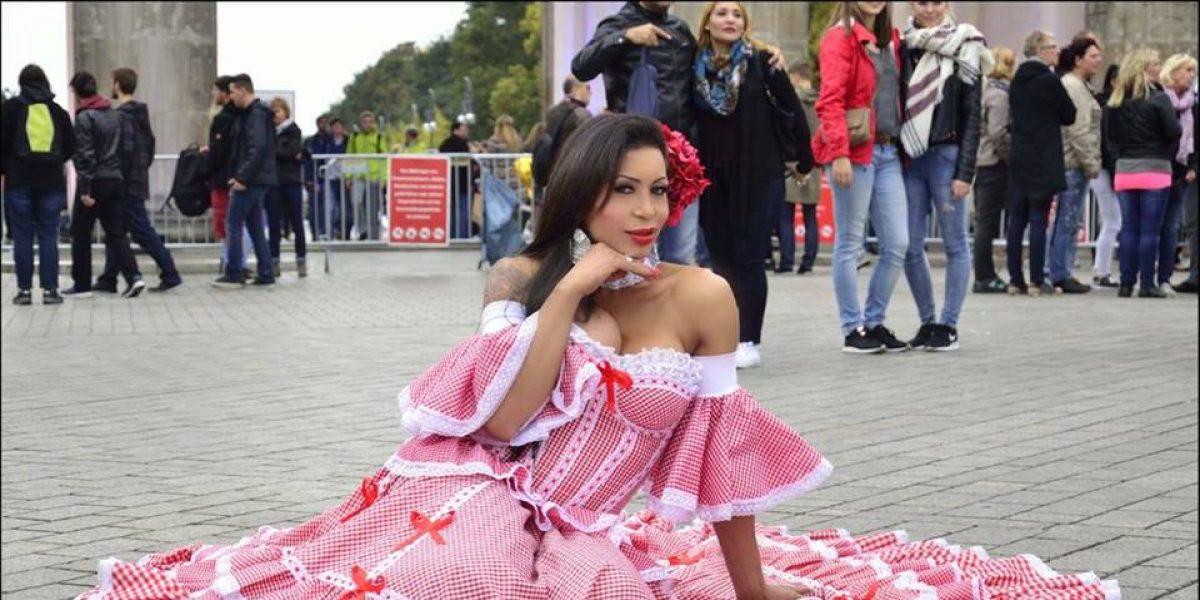Conozca a la Reina del Carnaval Gay de Barranquilla 2017