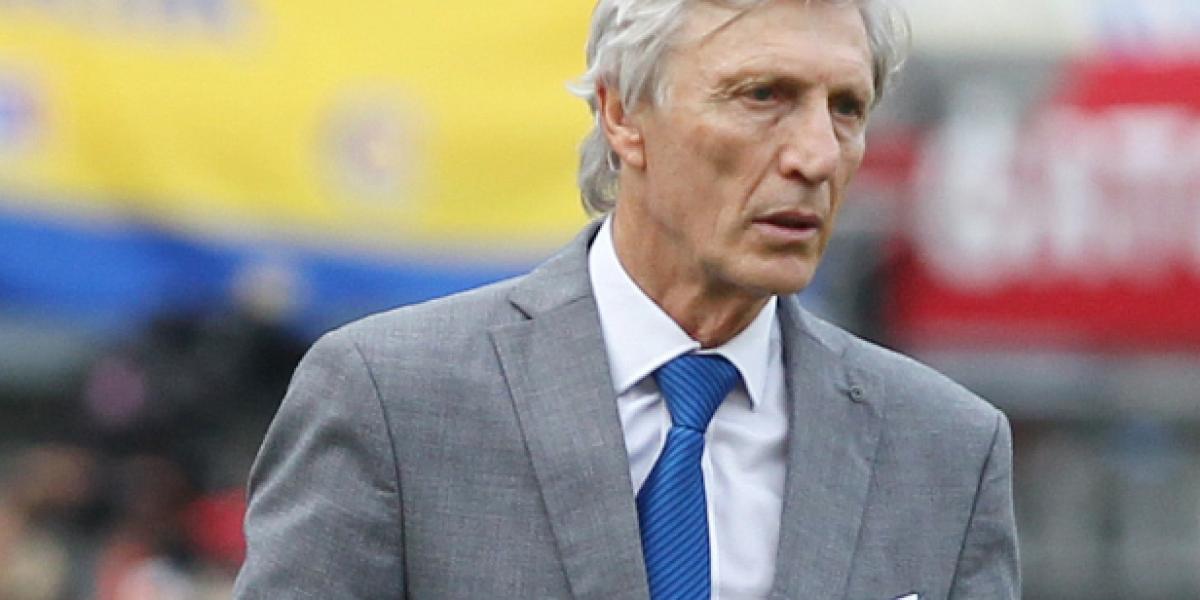 No se deje engañar: José Néstor Pékerman no renunció a la Selección Colombia