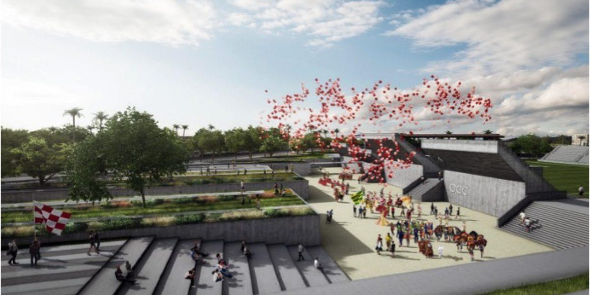 El Romelio y el Coliseo Elías Chegwin pasan por una renovación en Barranquilla