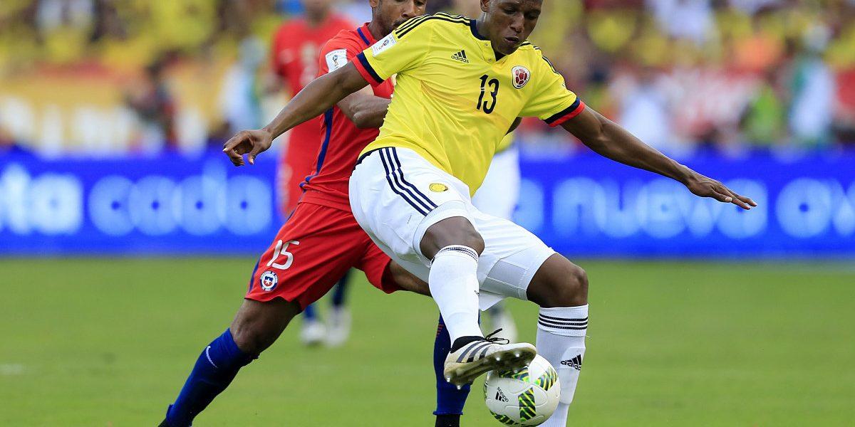 ¿Manchester City, Real Madrid o Barcelona? Uno de los tres le bajó el pulgar a Yerry Mina