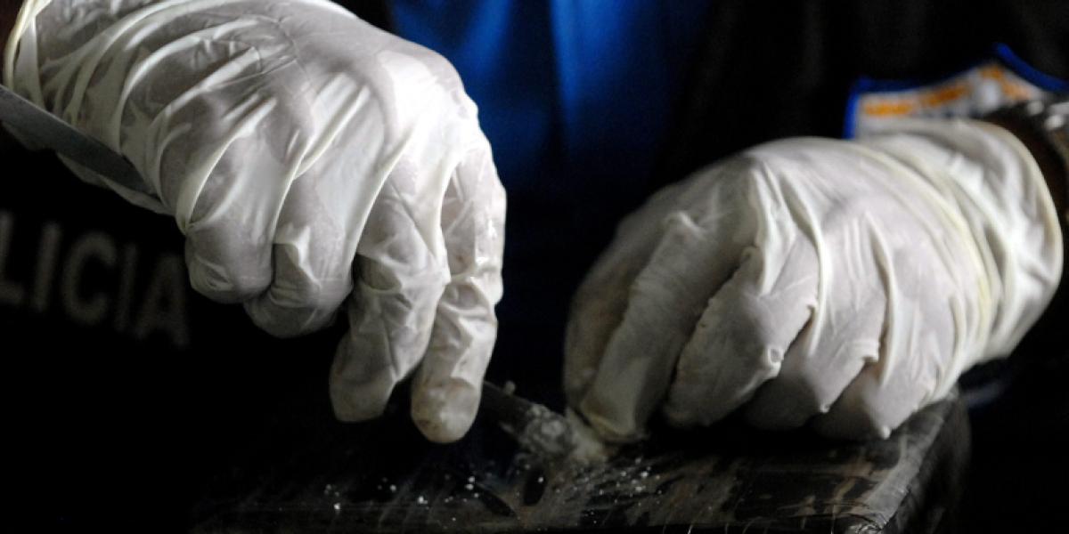 Incautan más de media tonelada de cocaína en Cartagena y Buenaventura
