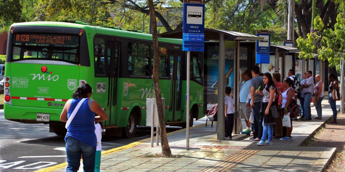 Con buses y busetas tradicionales buscarán reforzar servicio del MIO