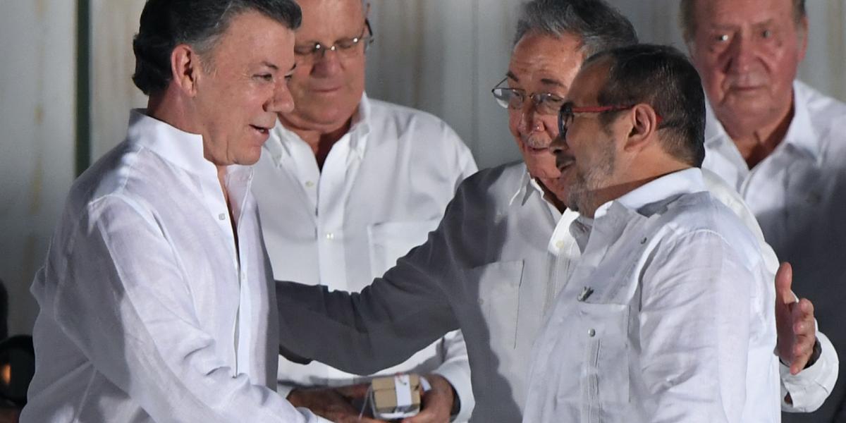 Gobierno y Farc firmarán por segunda vez la paz en sencillo acto