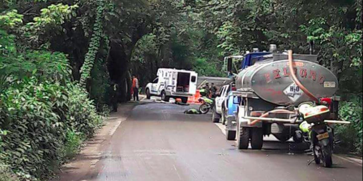 Asesinaron a dos policías cerca al río Charte, en Yopal