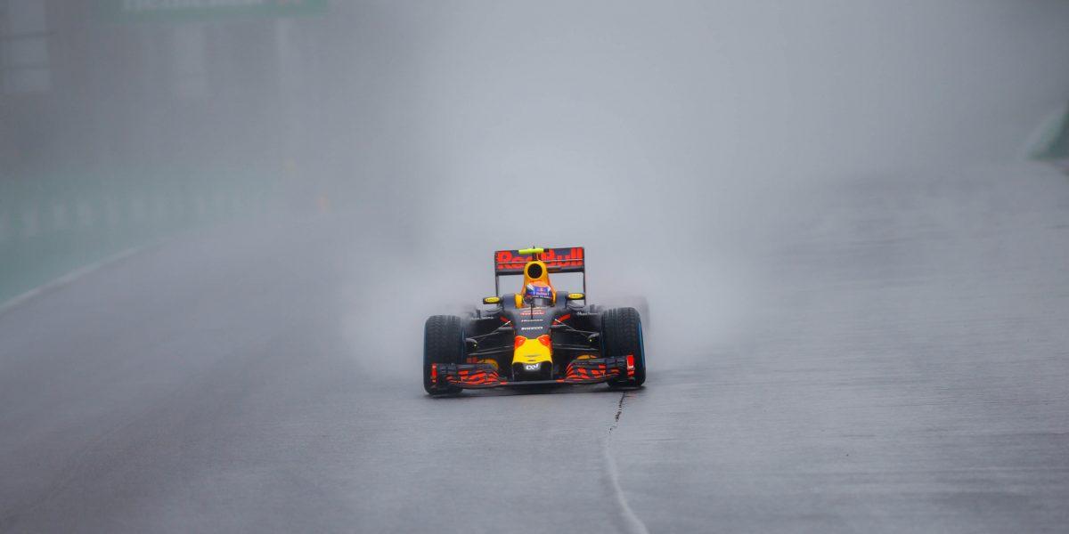 ¡El show de Verstappen! Bajo la lluvia, en Brasil, hizo recordar a Senna