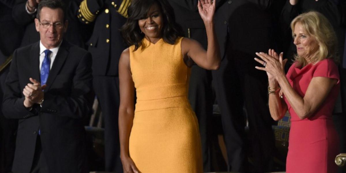 Michelle Obama: ocho años de moda y poder femenino
