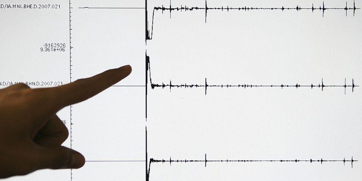 Terremoto de magnitud 5,7 sacude Argentina, según Servicio Geológico de EEUU