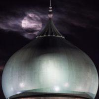 MALAYSIA-SCIENCE-ASTRONOMY-MOON-PHENOMENON. Imagen Por: AFP