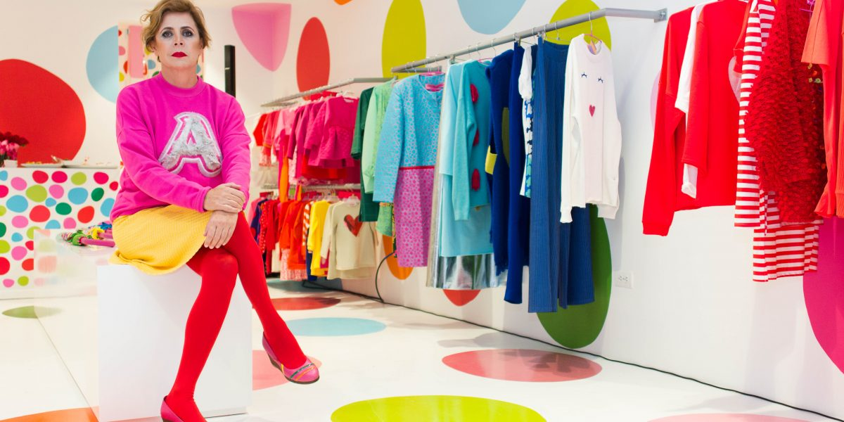 Para mí el lujo es lo que no se puede comprar con dinero: Agatha Ruiz de la Prada