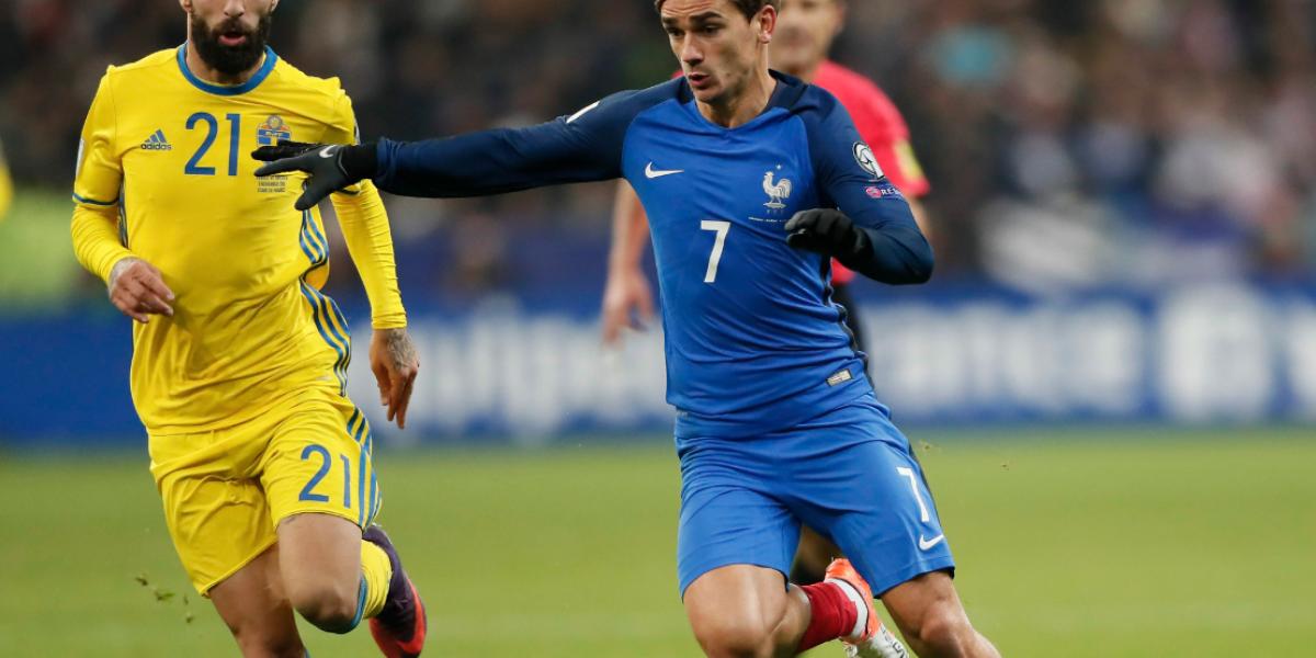 Atlético realiza pruebas a Griezmann y ve buena evolución de su lesión