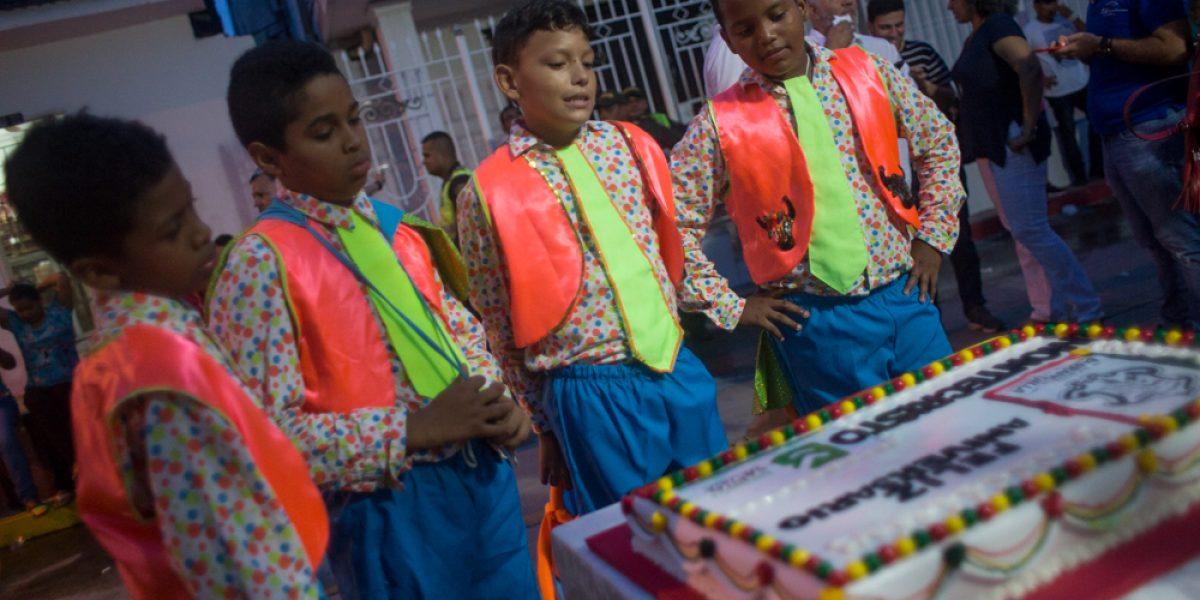 Con ruta turística Montecristo celebró 100 años