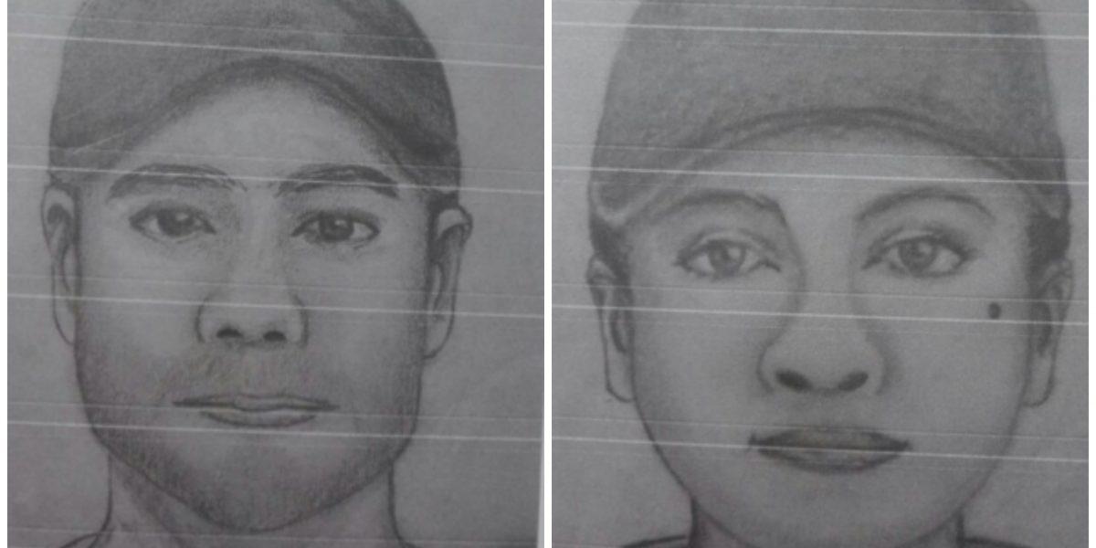 Con retratos hablados y millonaria recompensa buscan a asesinos de policías