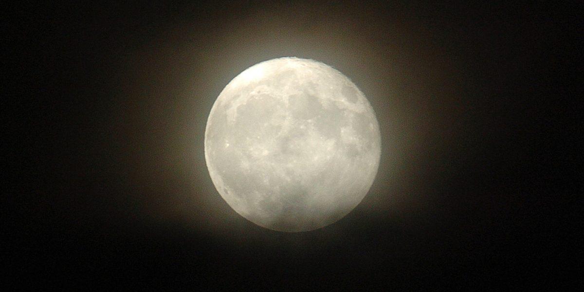 ¿Sabe a qué hora? Por nada del mundo se pierda la súperluna de este lunes