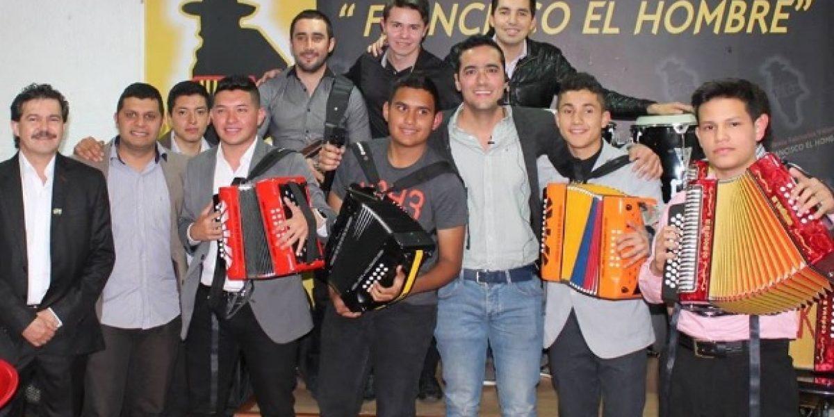 Jóvenes bogotanos, encargados de no dejar morir el vallenato en la zona andina