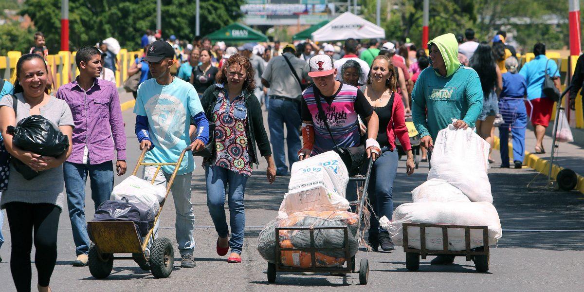 11 millones de venezolanos han cruzado la frontera desde su reapertura