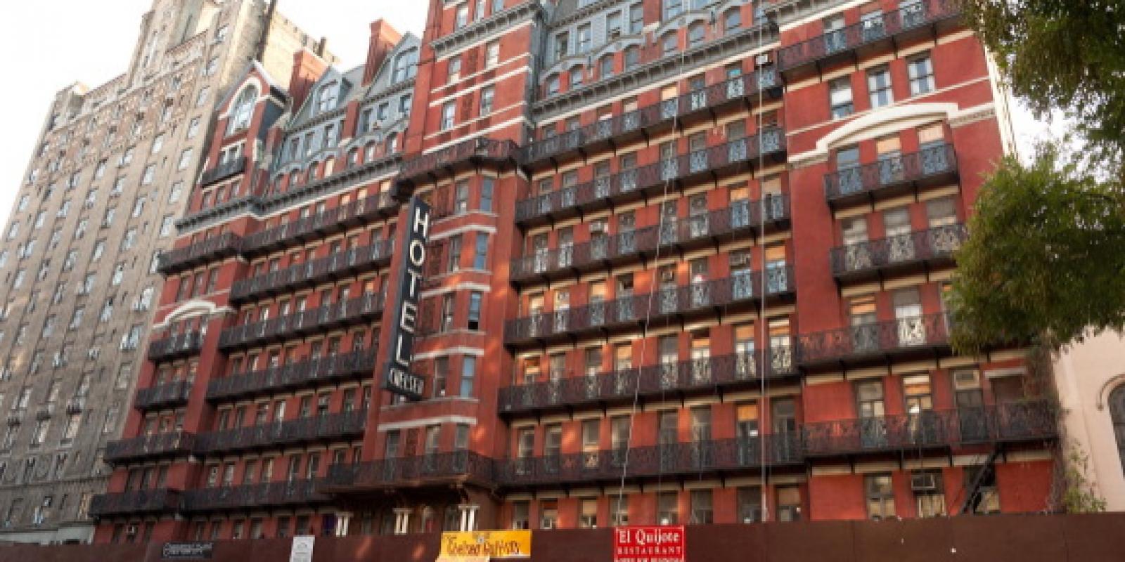 Hotel Chelsea (Nueva York). Imagen Por: Getty Images