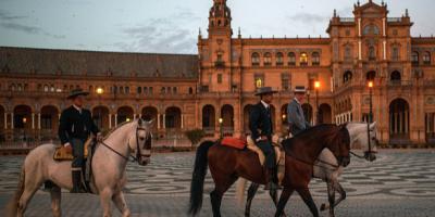 Plaza de Sevilla. Imagen Por: Getty Images