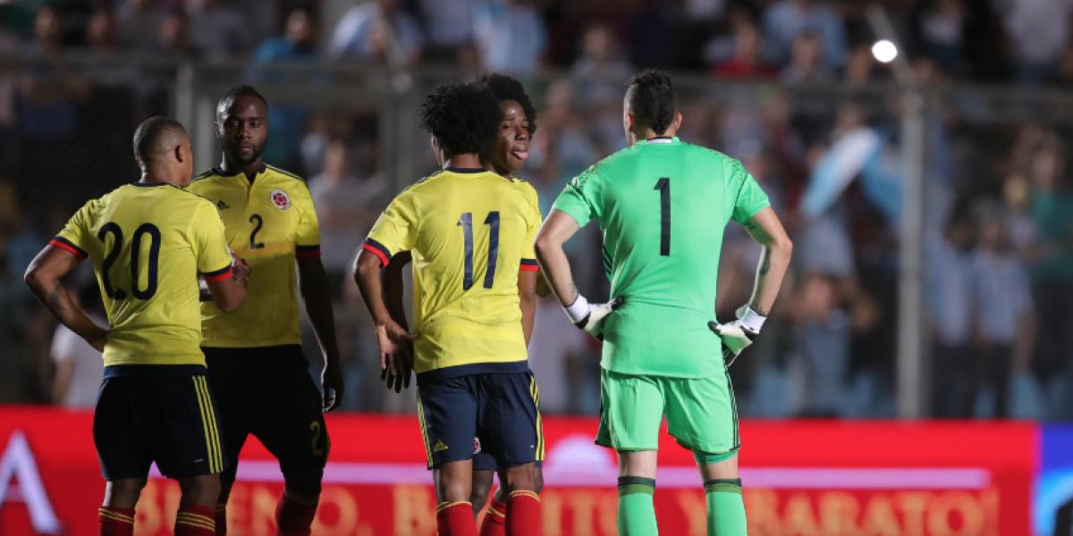 Ranking FIFA: Colombia pagará cara la derrota en Argentina
