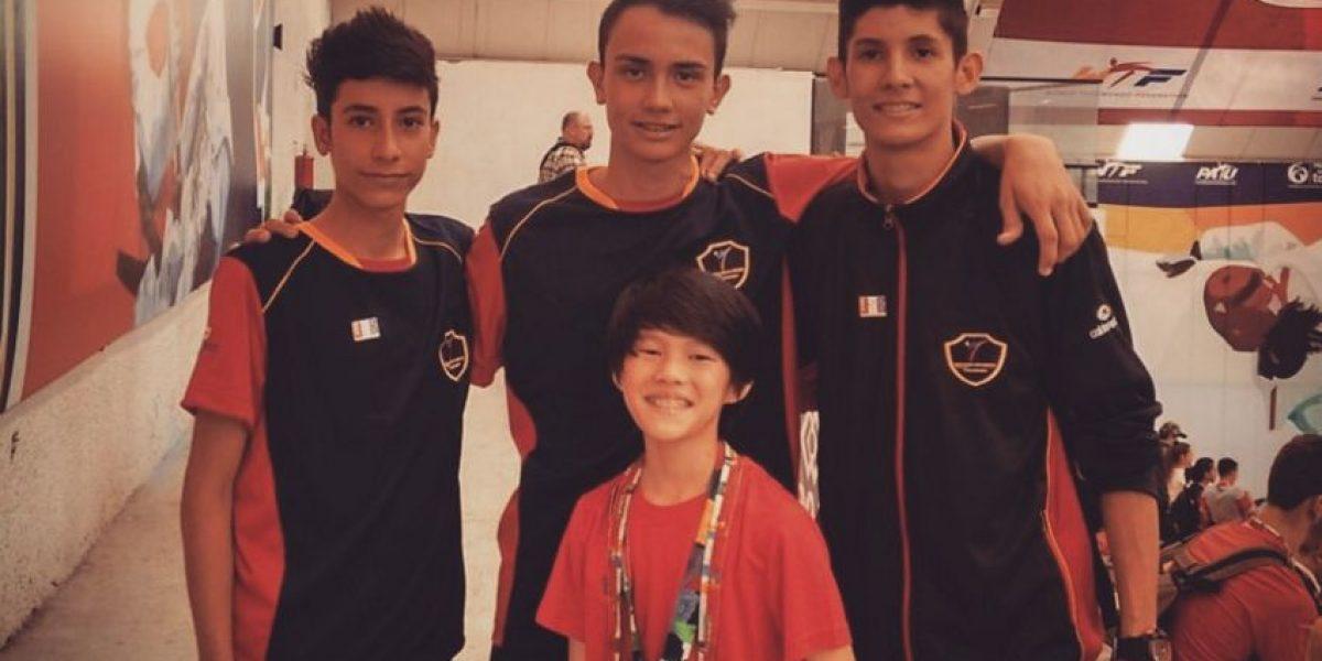 Así se forja un campeón olímpico de taekwondo, en Colombia
