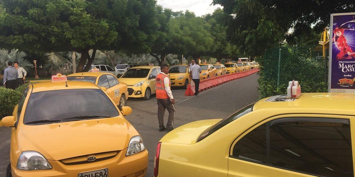 Habrá cambios viales en el Aeropuerto de Barranquilla por obras