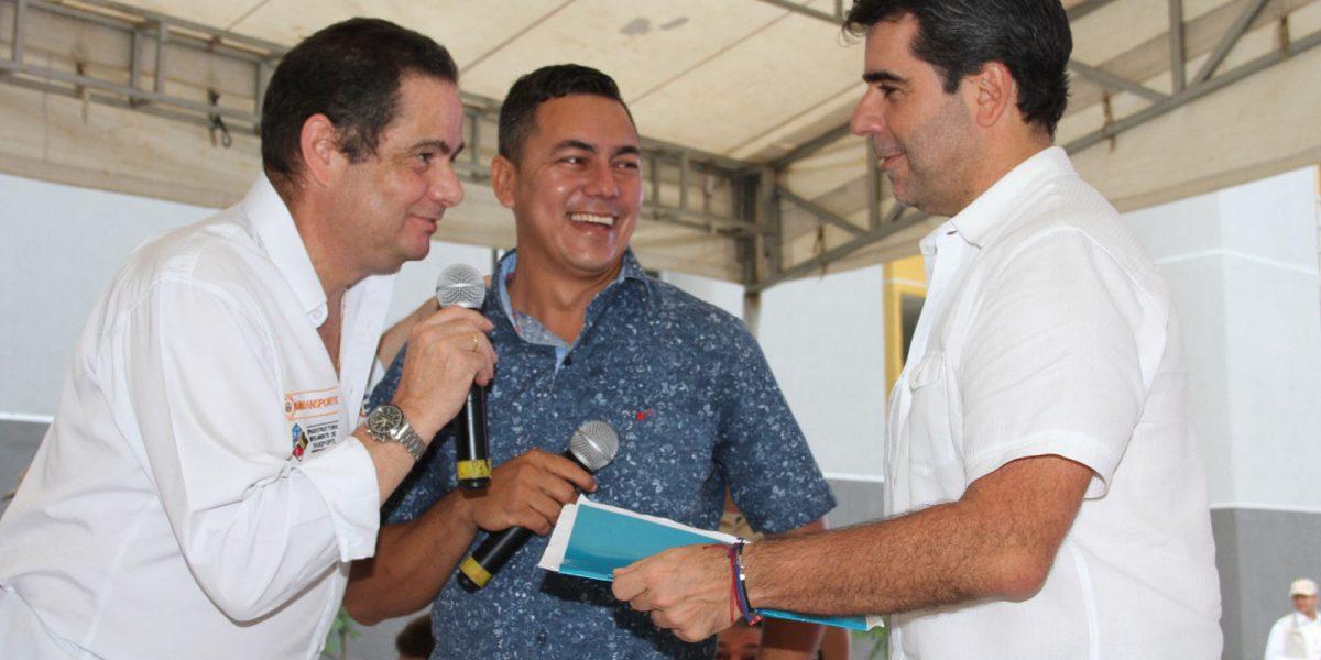 Vargas Lleras pidió agilizar las obras del Aeropuerto de Barranquilla