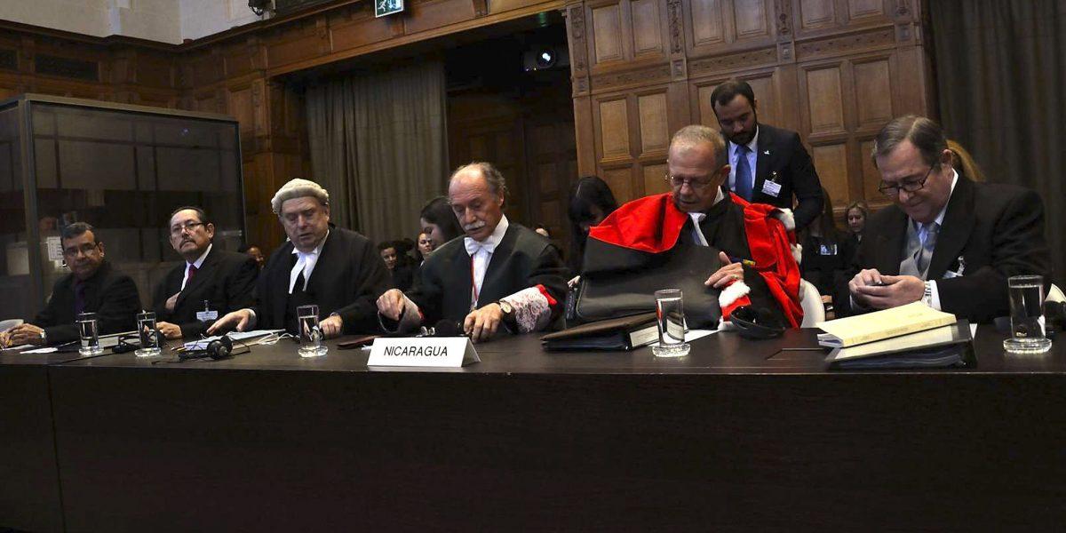 Colombia responde en La Haya la demanda de Nicaragua