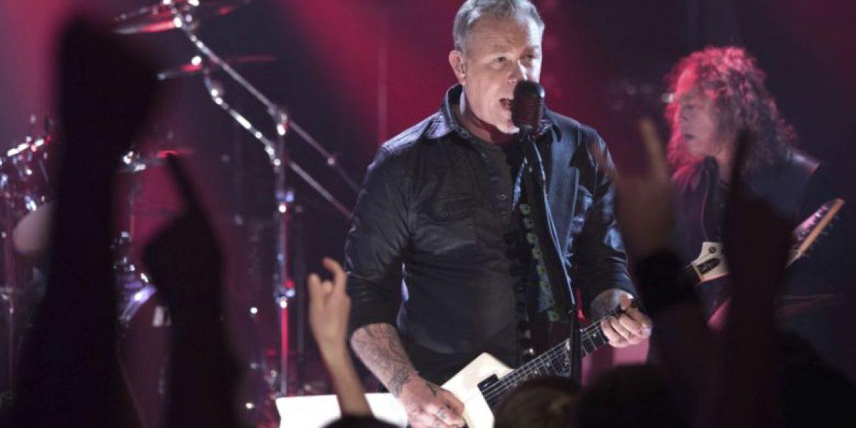 Metallica estrena su álbum