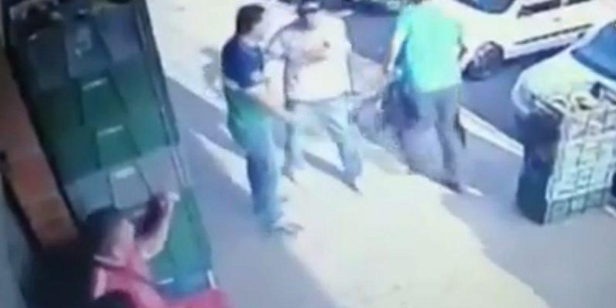 Robaron a un comerciante 80 millones de pesos que llevaba en bolsas