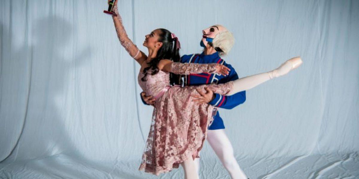 El ballet de Anna Pavlova en temporada navideña