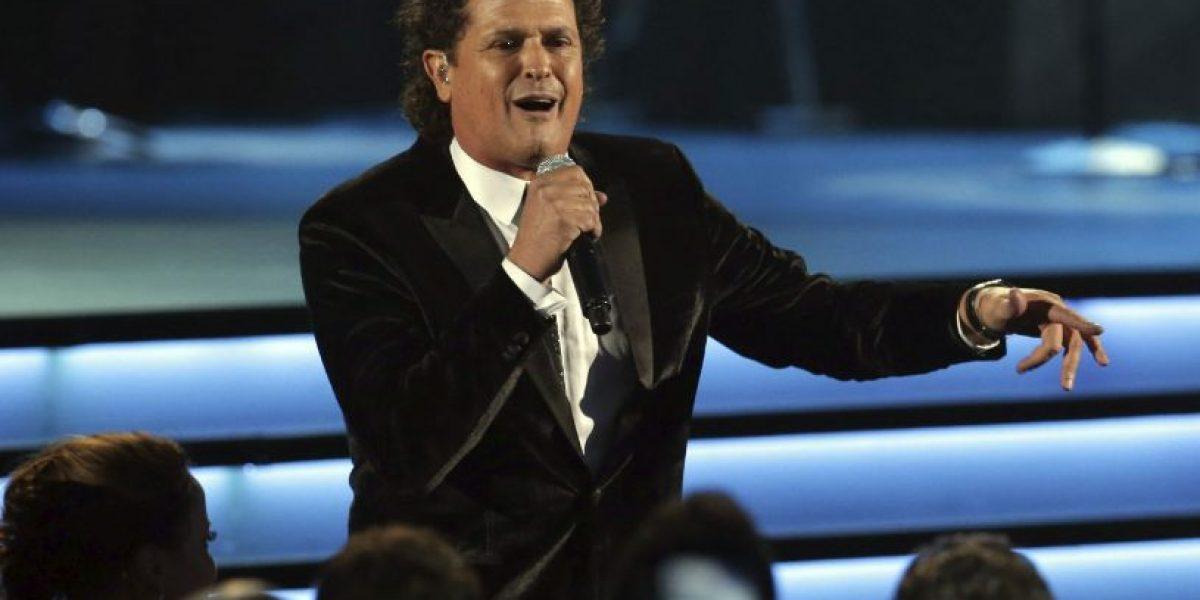 Críticas a Carlos Vives por error en Grammy Latinos