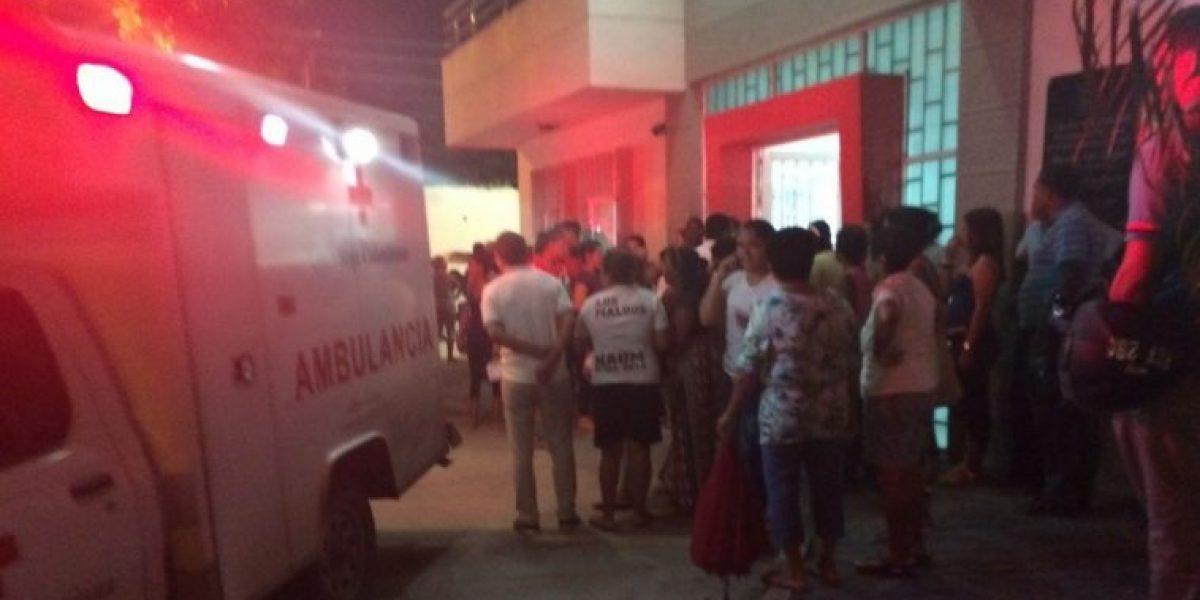 Mueren niña y un adulto en balacera después de la final de la Copa en Barranquilla