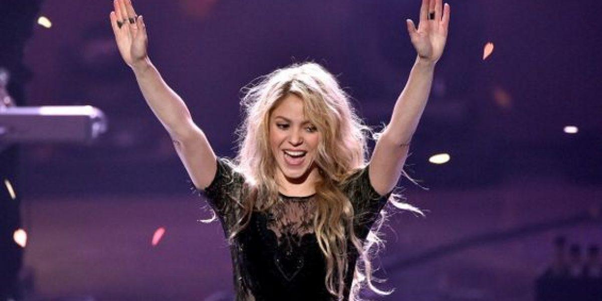 Shakira y Nicky Jam graban juntos una canción en Barcelona