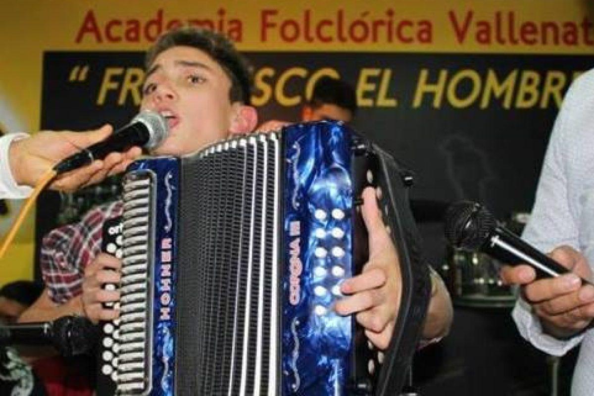 Daniel Rocha, preparándose para los festivales. Imagen Por: Cortesía