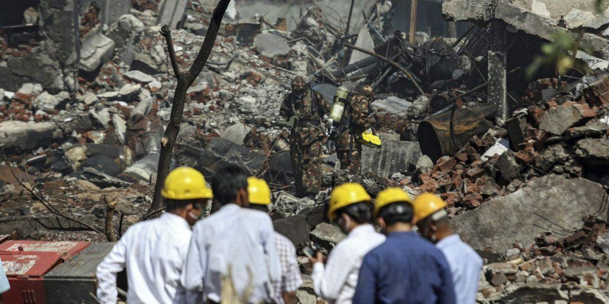 Más de 116 personas muertas tras accidente de tren en la India